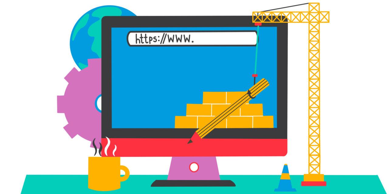 Nasıl Web Sitesi Açılır?